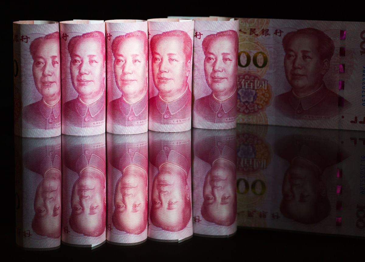 China's Treasuries Hoard Seen as Next Line in the Sand After Yuan's Drop