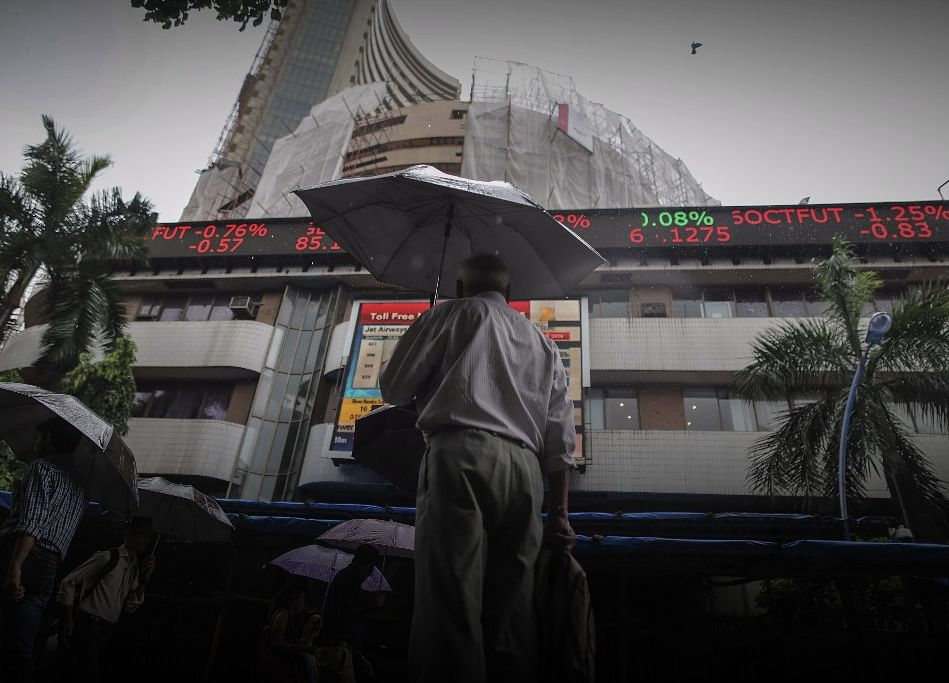 Fifth Straight Weekly Advance For Nifty, Sensex