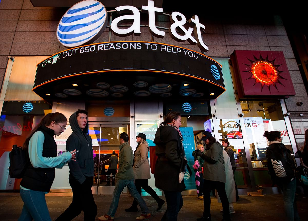AT&T Hikes Online-TV Prices Up to 30% in Second Boost This Year