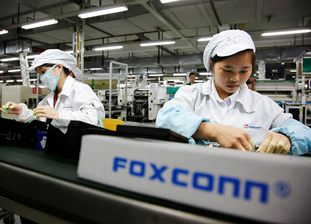 Foxconn Says It Will Build Wisconsin Plant After Trump Talks