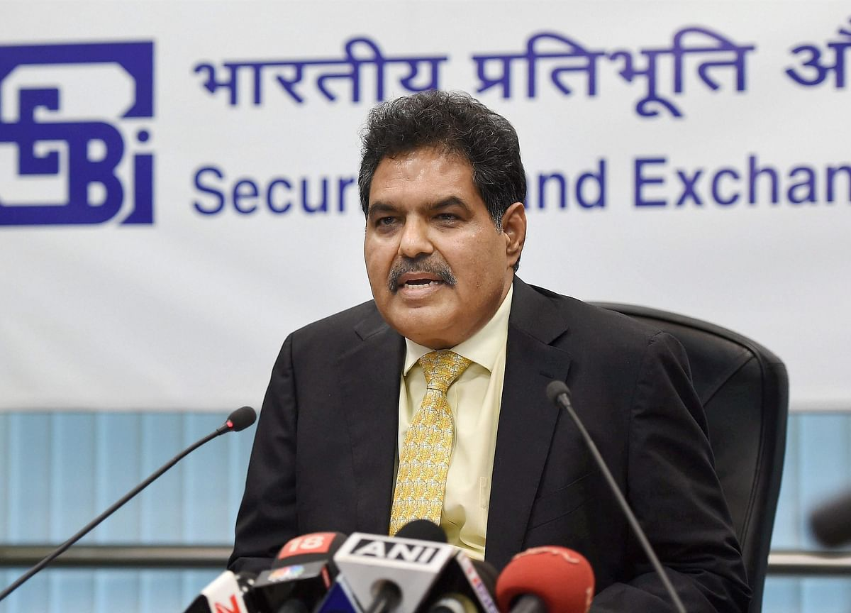 SEBI Chief Tells Mutual Funds To Adhere To New Rules On Debt Investments
