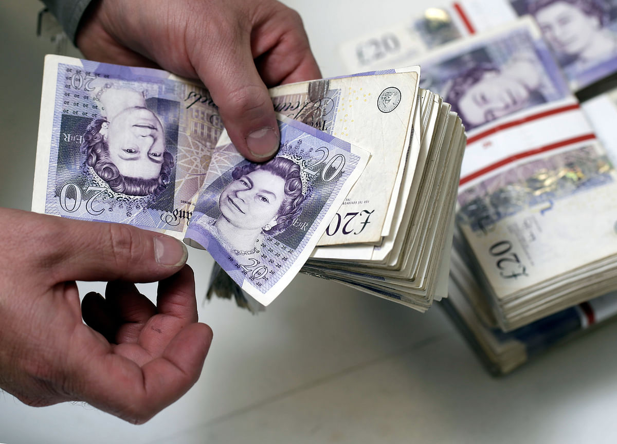 Foreigners Ignore Brexit as Swaps Help Juice Sterling Bond Sales