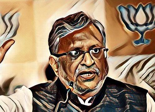 New GST Return Filing System Will Simplify Process, Says Sushil Modi