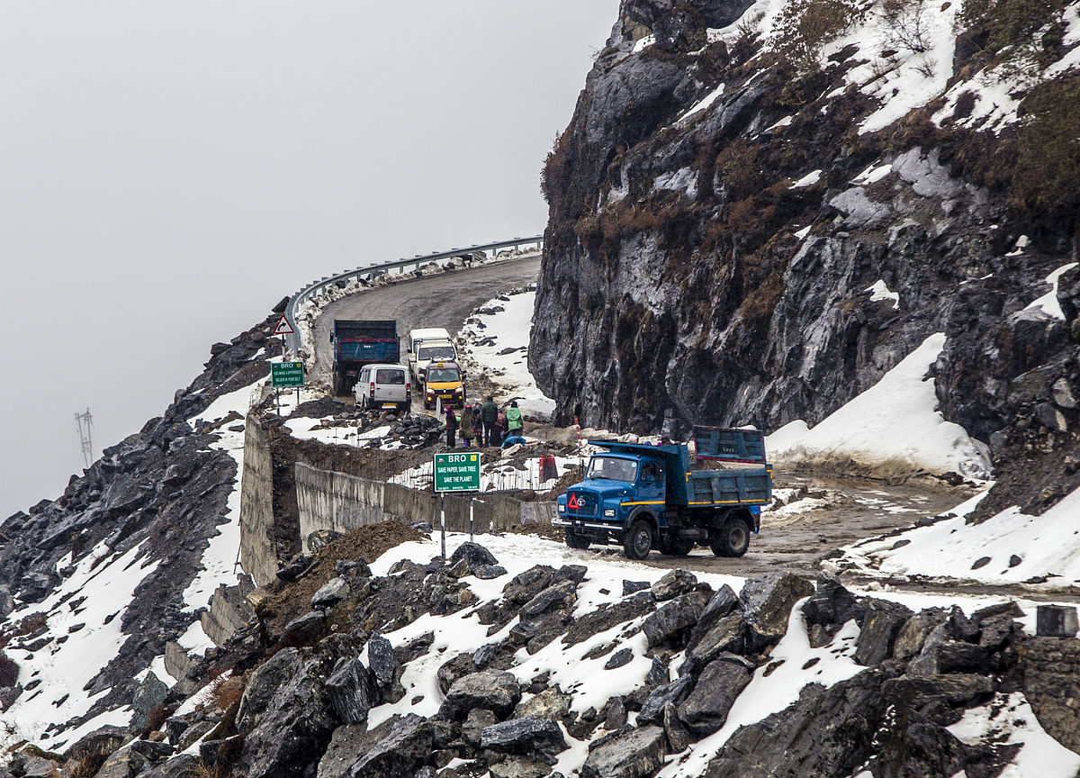 In The Himalayas, Living The Crisis That The IPCC Report Warns Of