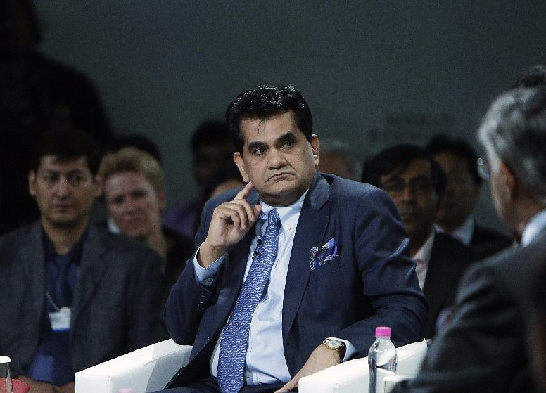 Amitabh Kant Gets Two-Year Extension as Niti Aayog CEO