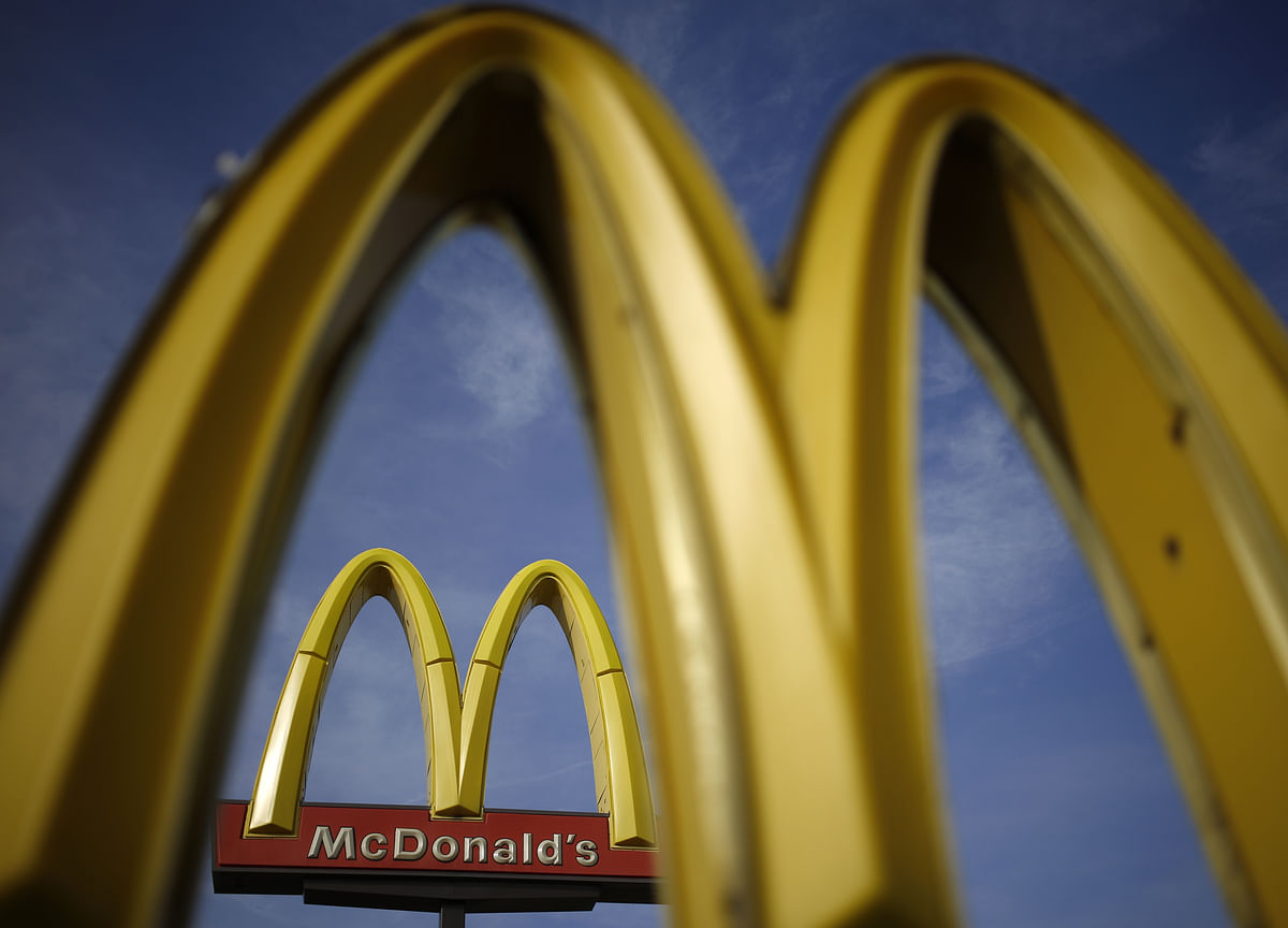 McDonald's Turns Up the Pressure on Uber Ahead of Its IPO