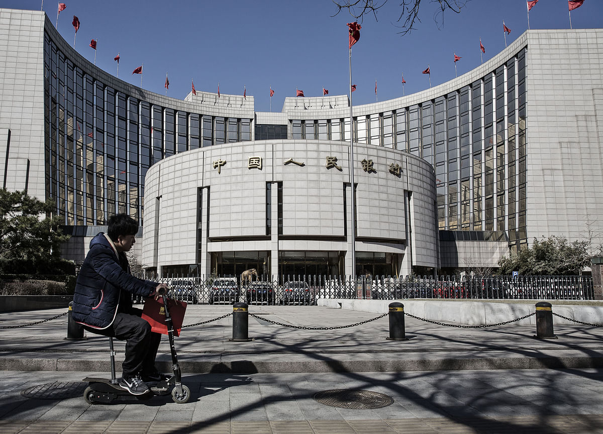 PBOC Vows No 'Strong' Stimulus, Says Won't Use Yuan in Trade War
