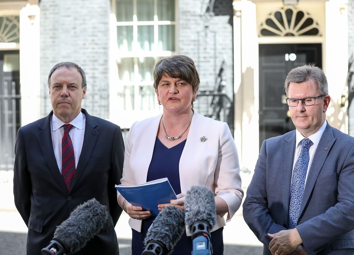Northern Ireland May See Power Shared Again as Deal in Sight