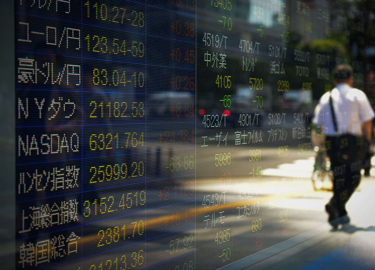 Stocks Rally For a Fourth Day as ECB Sinks Bonds: Markets Wrap