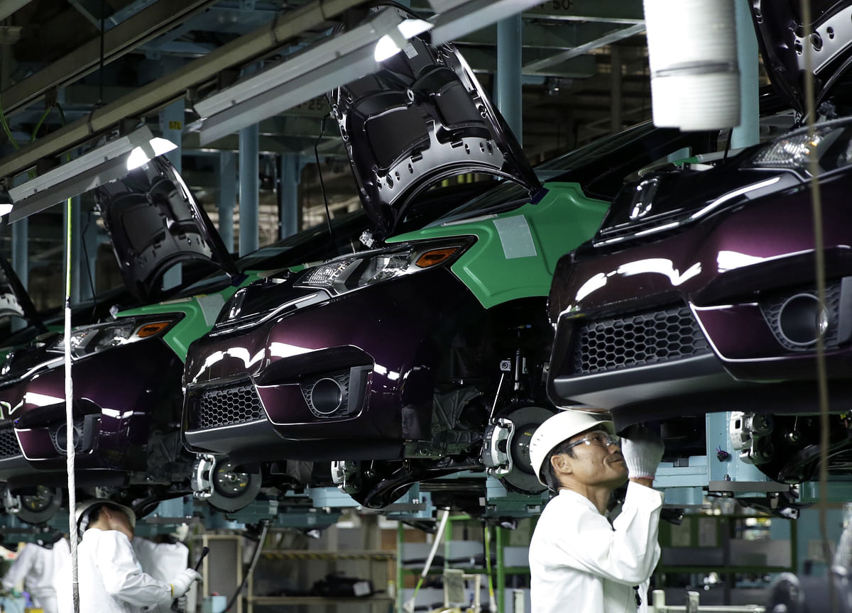 Global Manufacturing Shows Some Green Shoots as 2019 Winds Down