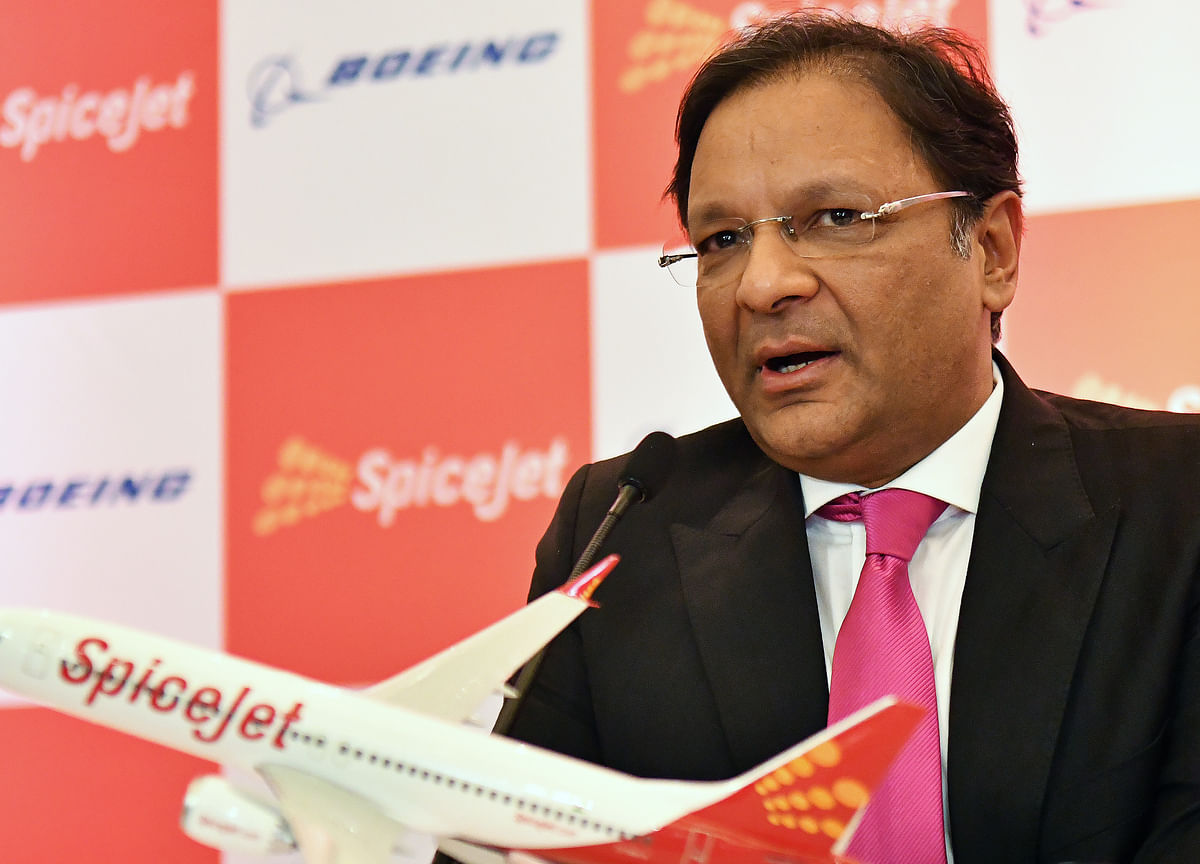 Airlines Must Offset Rising Costs By Hiking Fares, Says SpiceJet's Singh