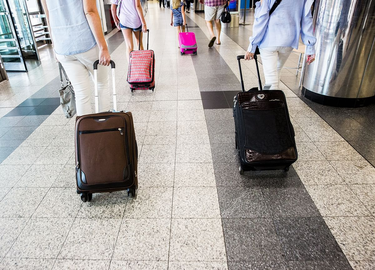 Travel Guidance Eased as CDC Says Vaccinated People at Low Risk