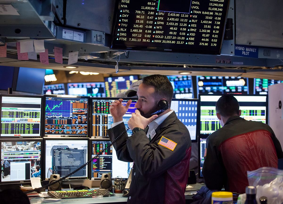 S&P 500 Tumbles in Worst Stock Rout in Four Months: Markets Wrap
