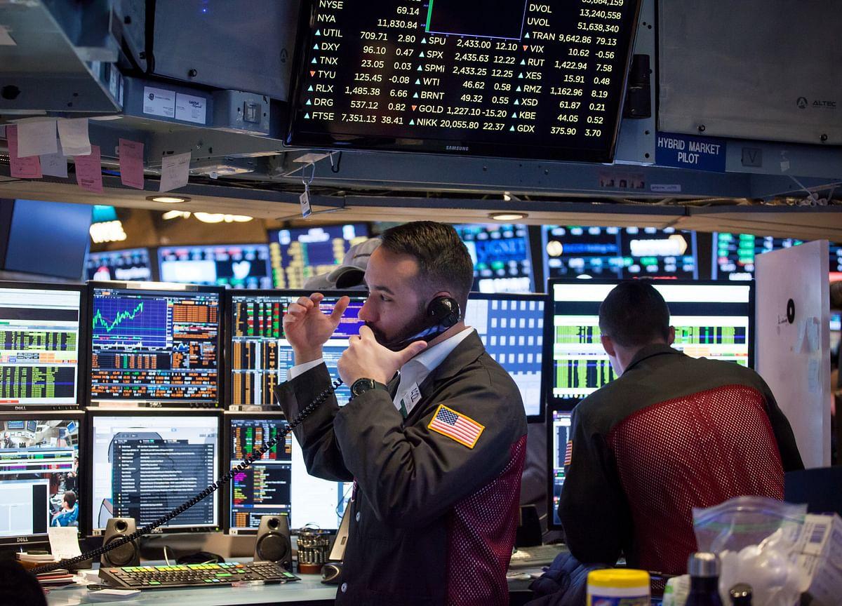 Stocks Surge, Bonds Tumble on Trade Talks and Data: Markets Wrap
