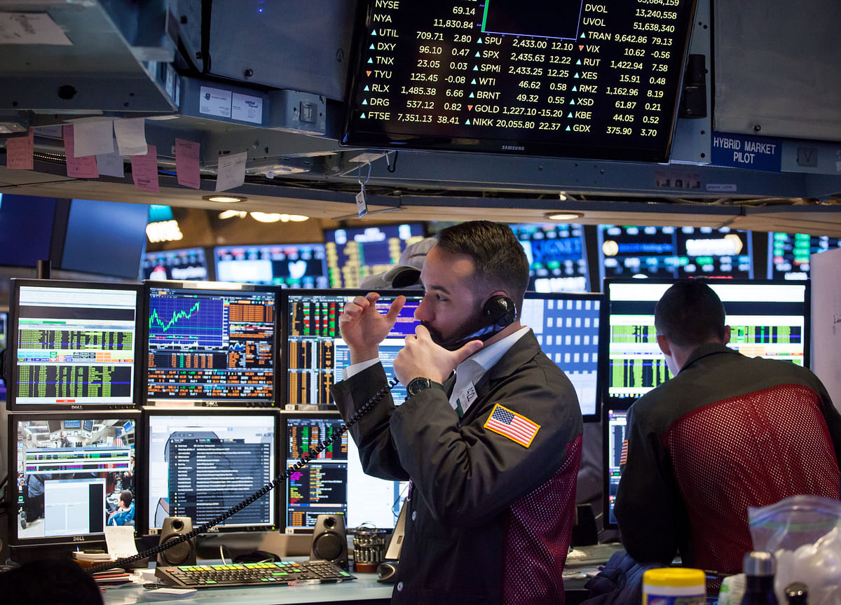 Stocks Rally Globally With Bank Shares in the Lead: Markets Wrap