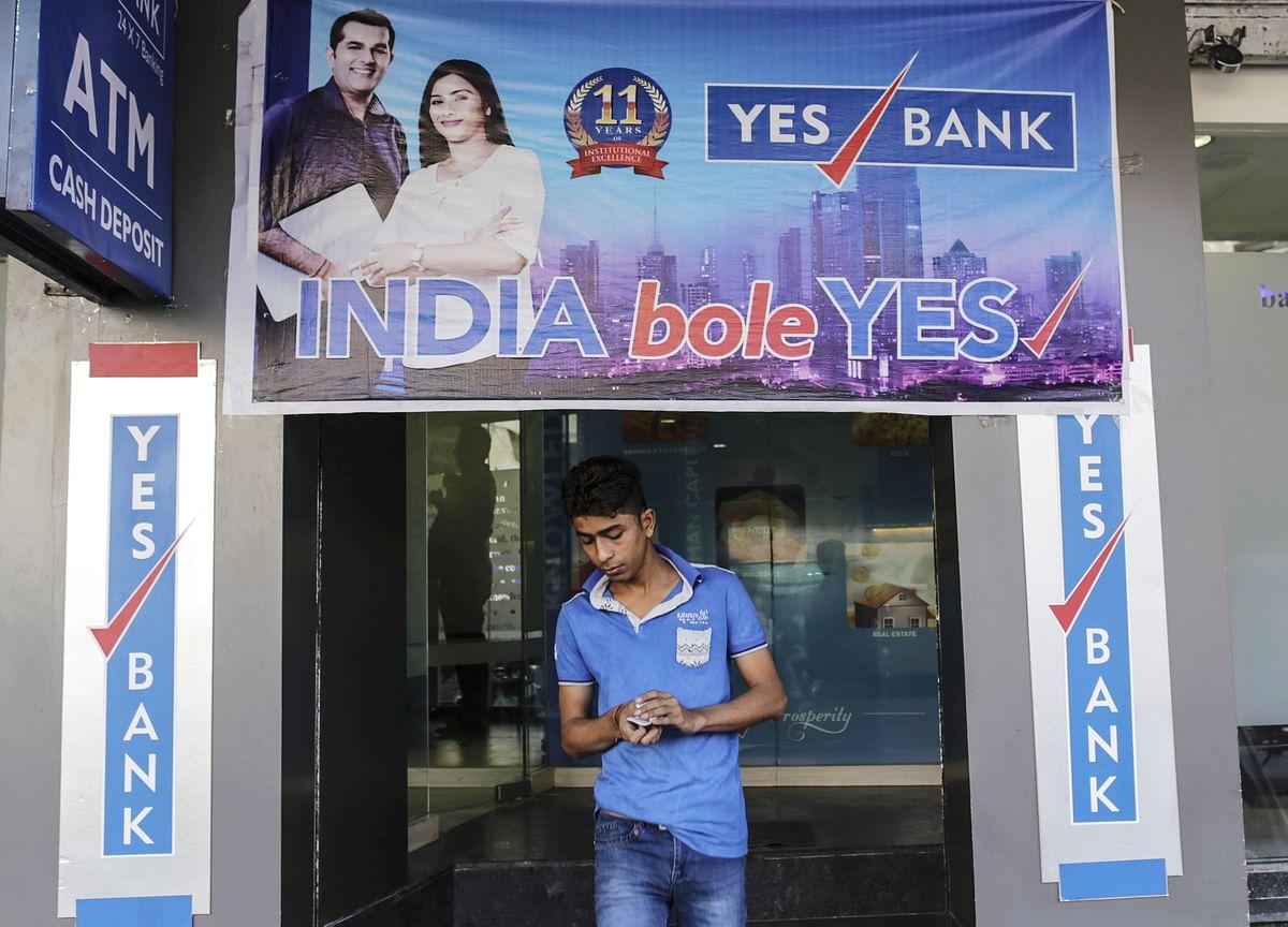 Oh No, No, Yes Bank