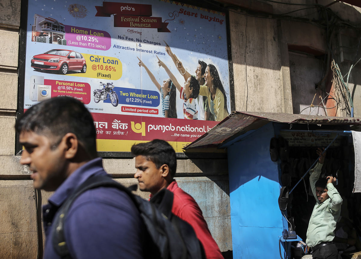 Indian Banks' Soaring Price-to-Truth Ratio