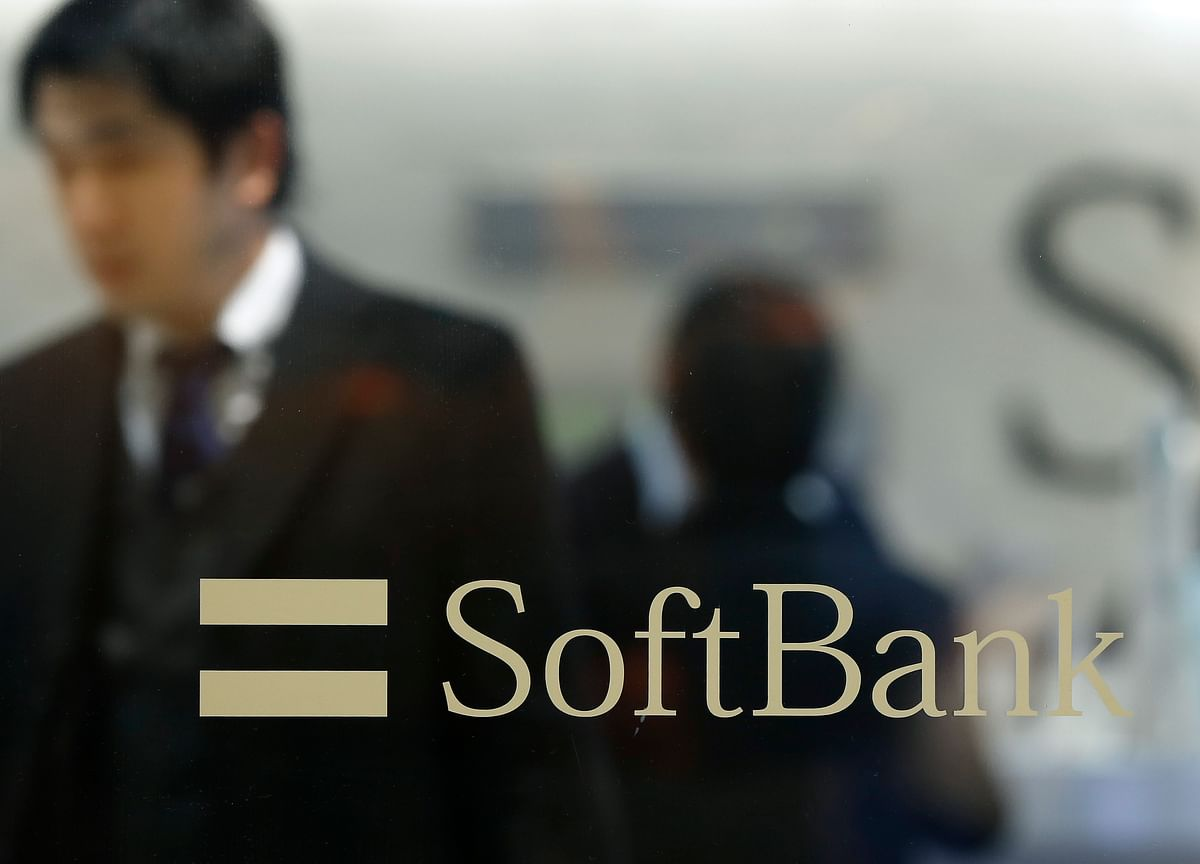 SoftBank Is Said to Consider IPO for $100 Billion Vision Fund