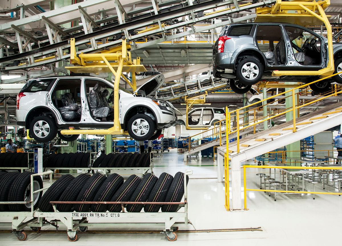 Government Says Auto Slowdown Is Cyclical, Taking Steps To Support Sector