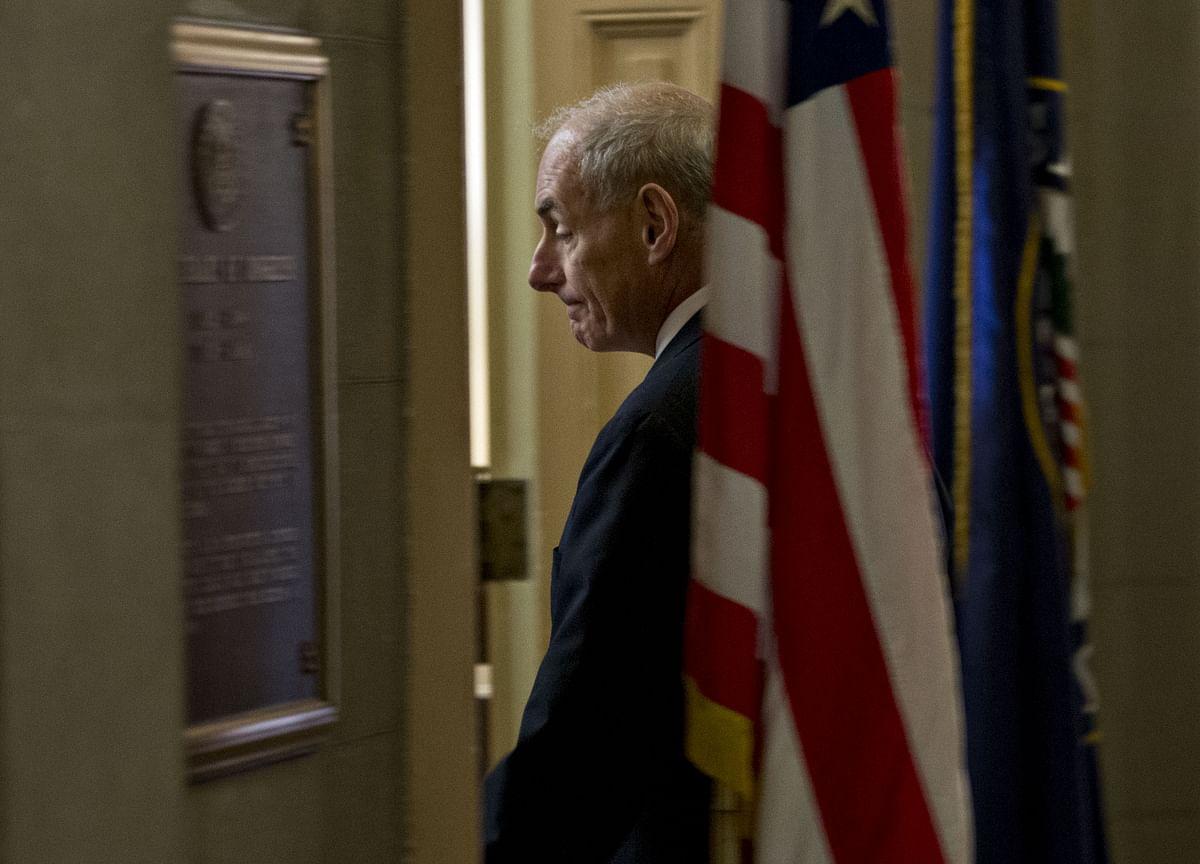 Kelly Tells White House Staff Their Jobs Are Safe Amid Turmoil