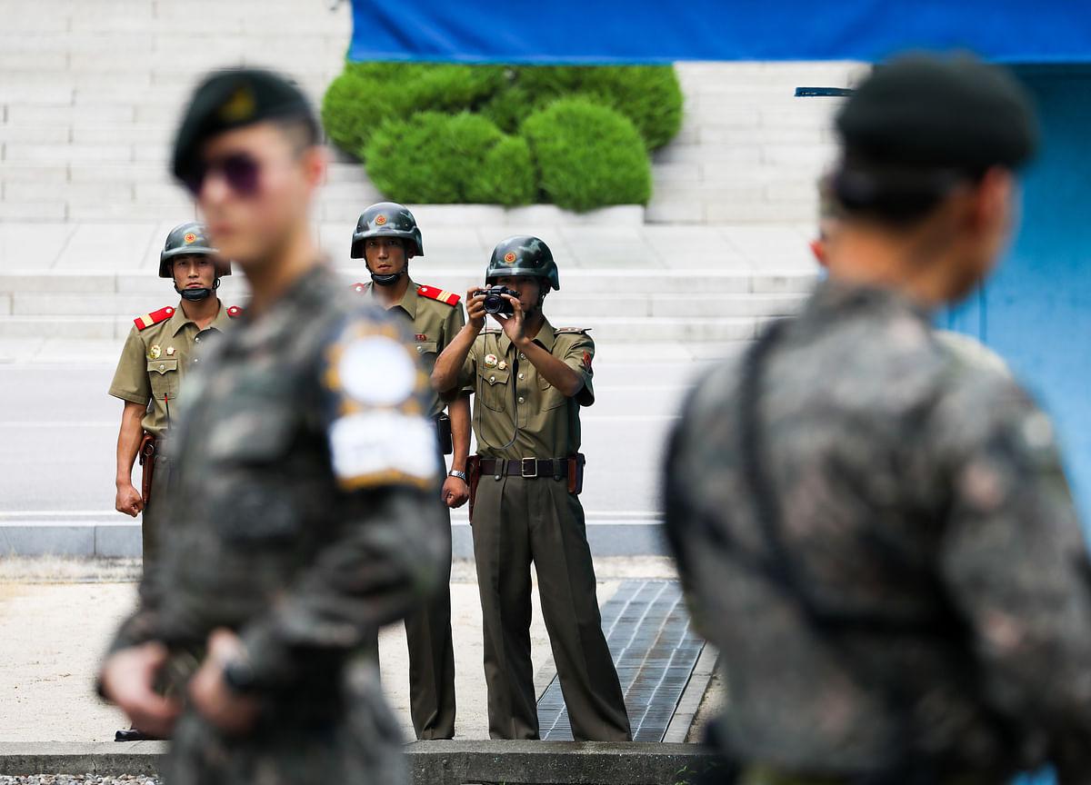 North Korea Warns U.S. Drills Risk Talks Trump Just Restarted
