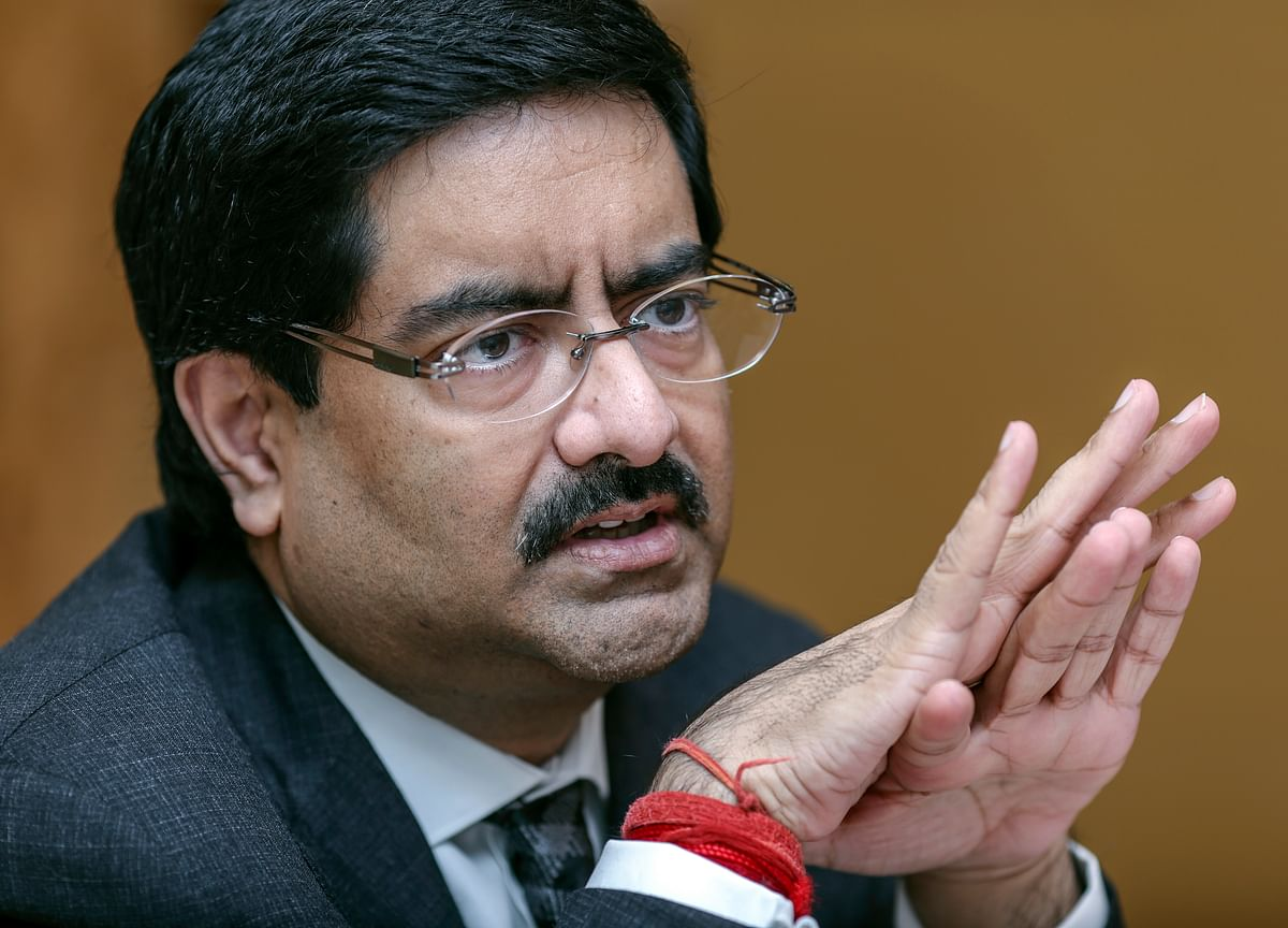 Kumar Mangalam Birla Pitches For An Enabling Regulatory Environment In India's Telecom Sector