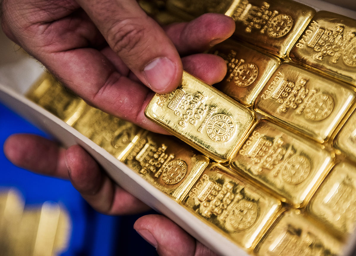 Gold May Hit$1,300 by End of Year, ICBC Says