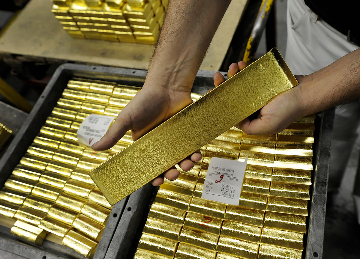 Trade War Spurs `Change in Attitude' on Gold for Spooked Markets