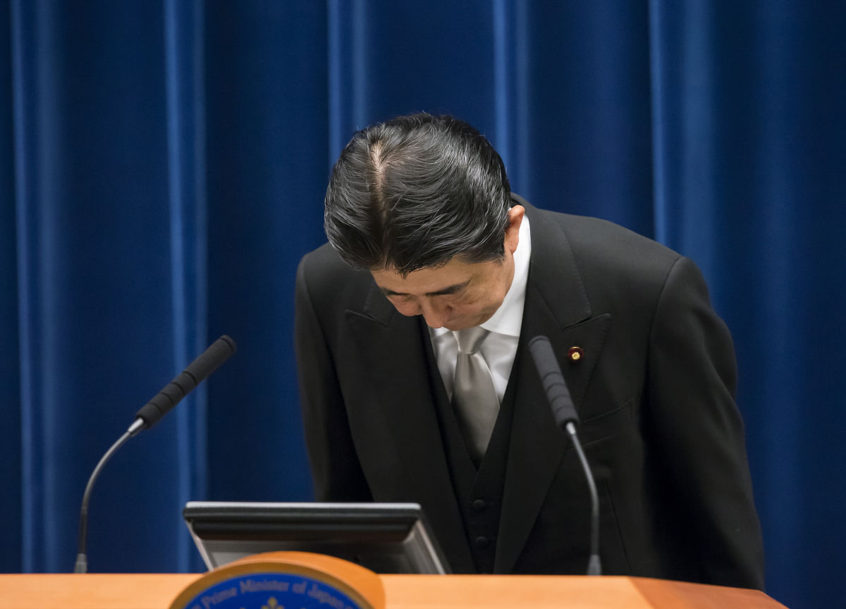 Abe Defied Expectations to Build a Better Japan