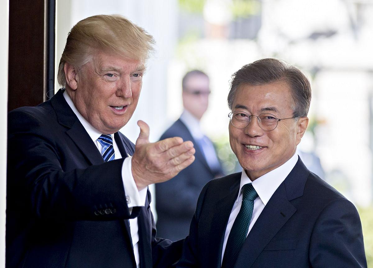 Trump to Visit South Korea in June as North Korea Talks Stall