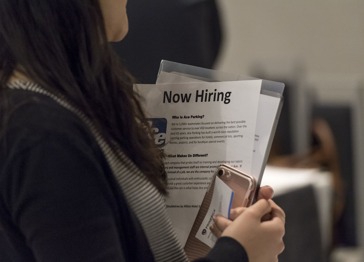 U.S. Jobless Claims Fall to 49-Year Low, Below All Forecasts