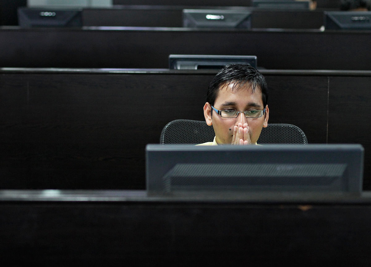 Six Of Top-10 Firms Shed Rs 87,974 Crore In Market Cap; TCS, HDFC Biggest Drags