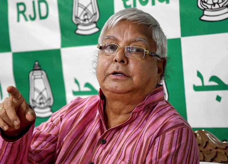 Fodder Scam: Lalu Prasad Yadav Found Guilty