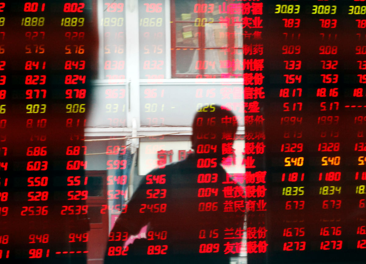 Top Fund Manager Says China Stock Rally Is Just Getting Started