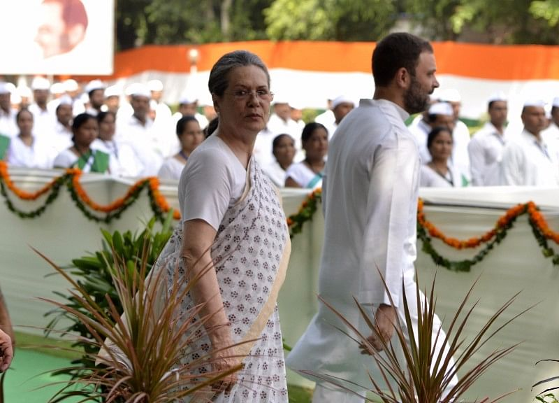 Congress Declares First List Of Candidates For Lok Sabha Polls, Sonia Gandhi To Contest From Raebareli