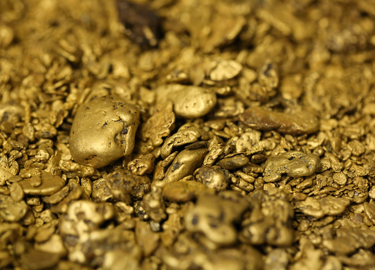 Central Banker With Too Much Gold Wants Treasuries Instead