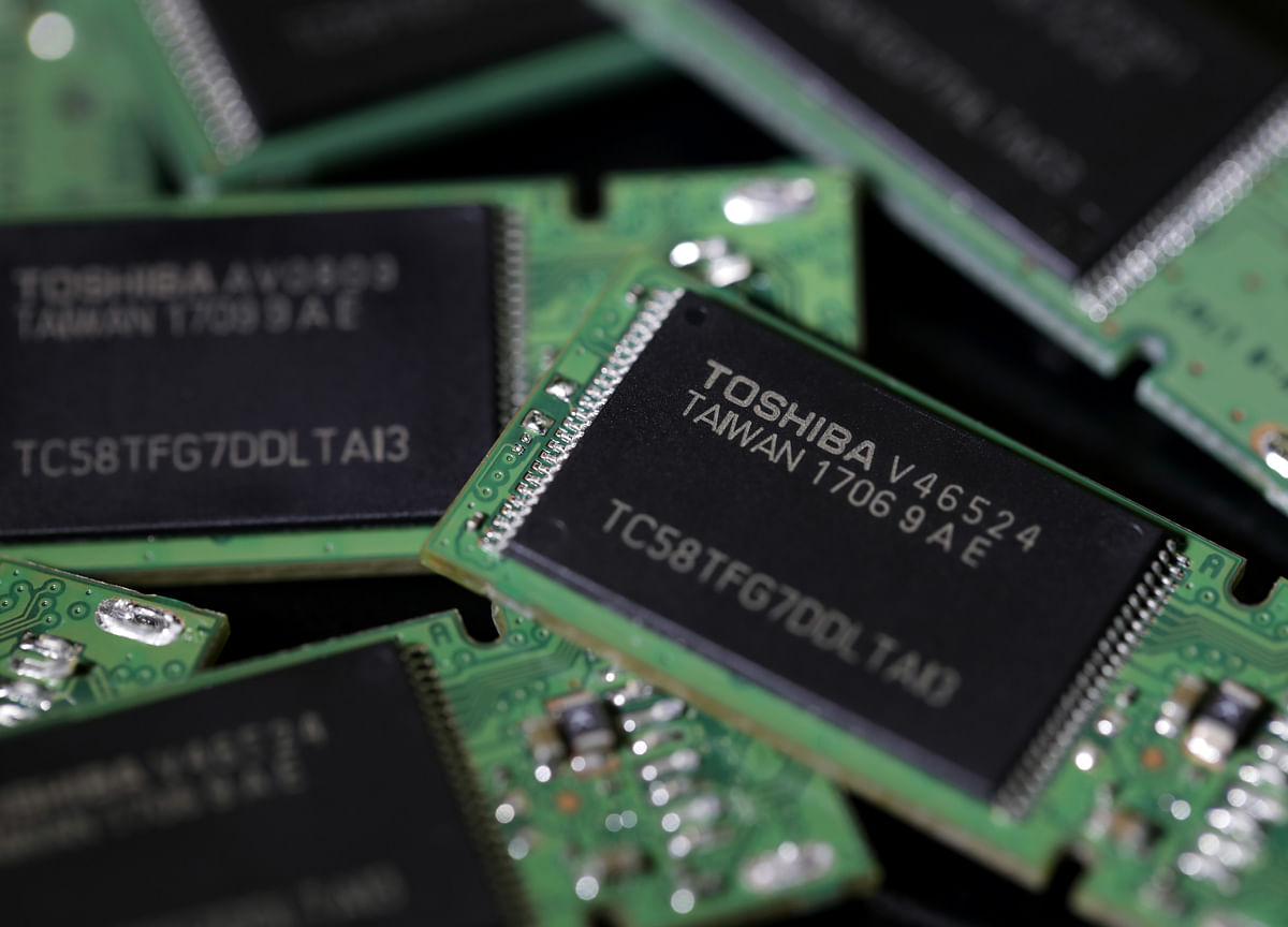 Toshiba May Miss Deadline for Chip Sale -- And Reap Billions