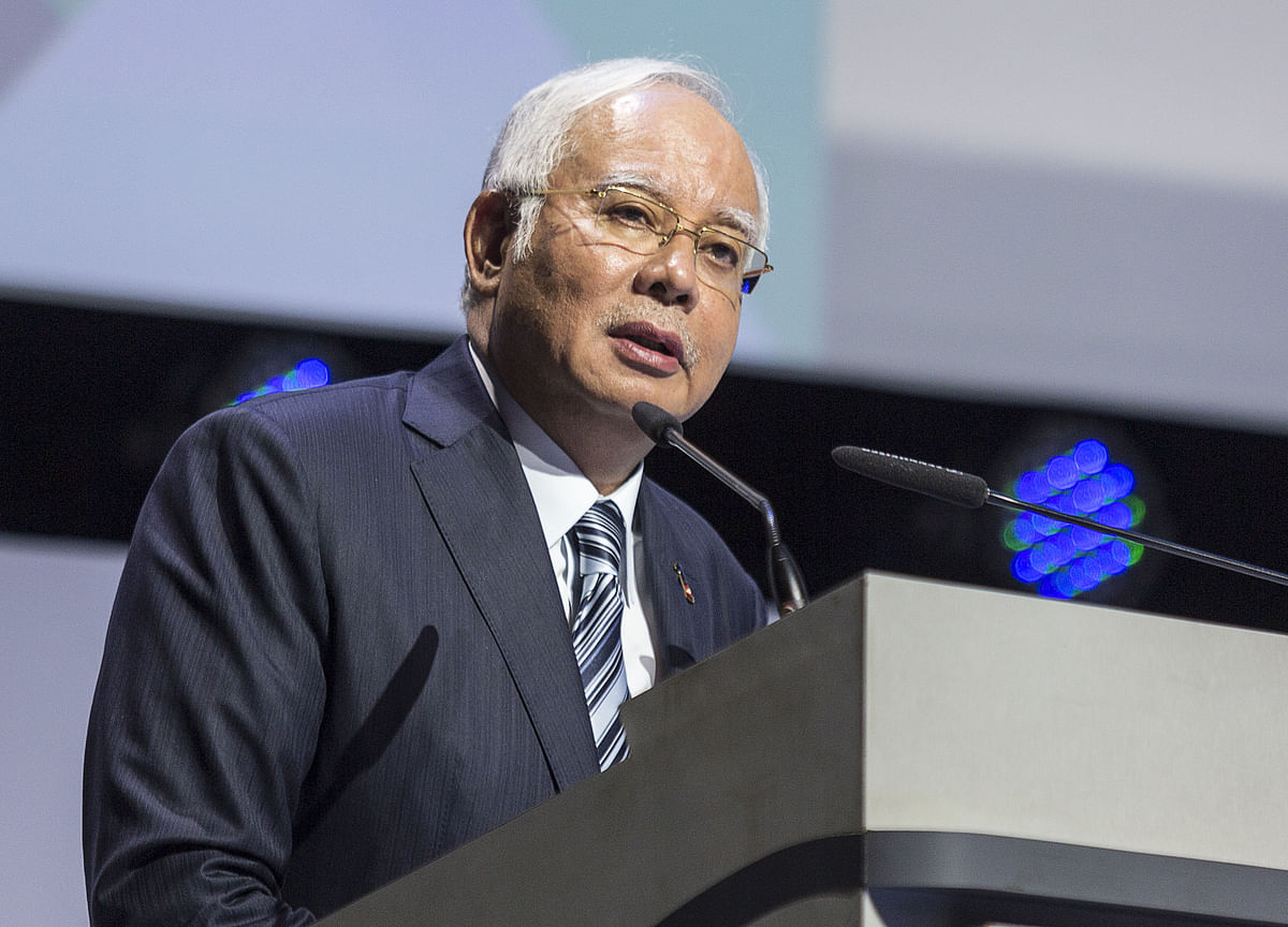 Najib Fighting for Freedom After Arrest in Malaysia 1MDB Probe