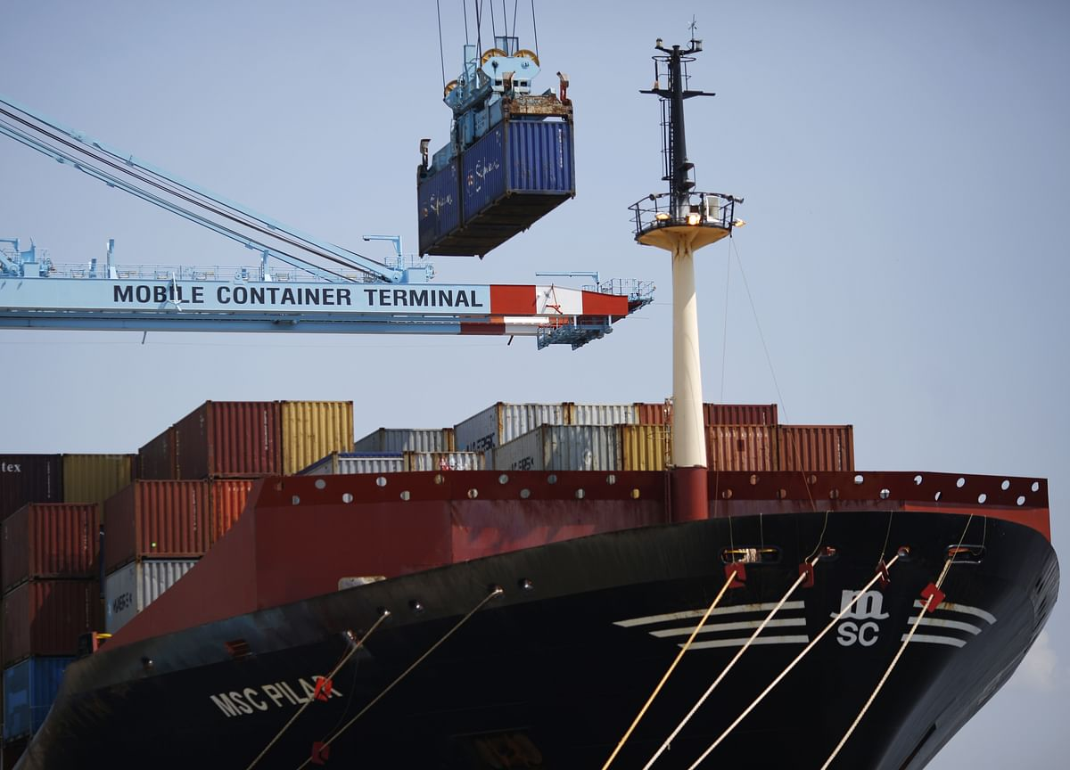 Global Shipping Industry Bounces Back From Its Lehman Moment