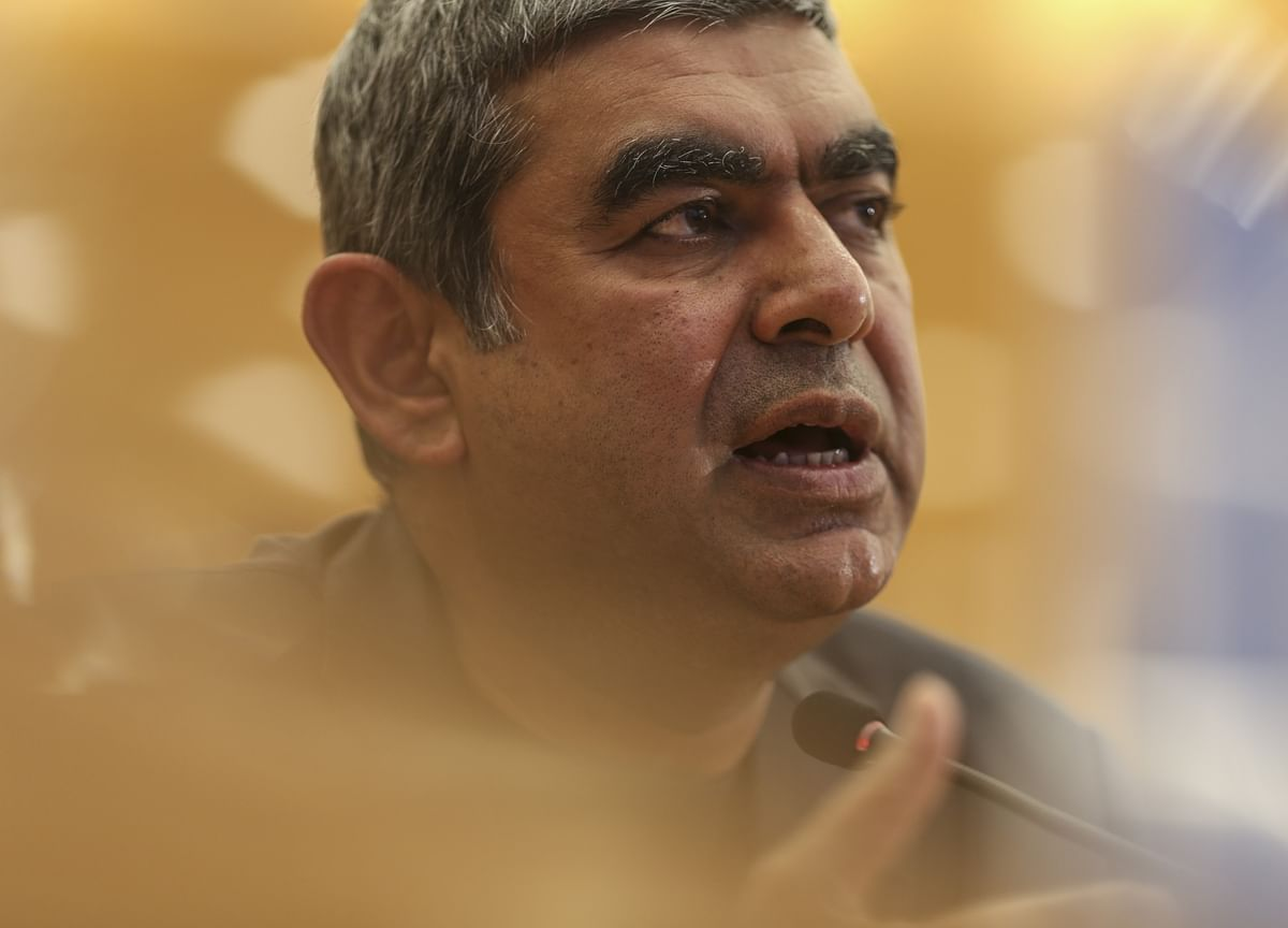Vishal Sikka Terms Teradata's IP Theft Charges 'Baseless And Outrageous'