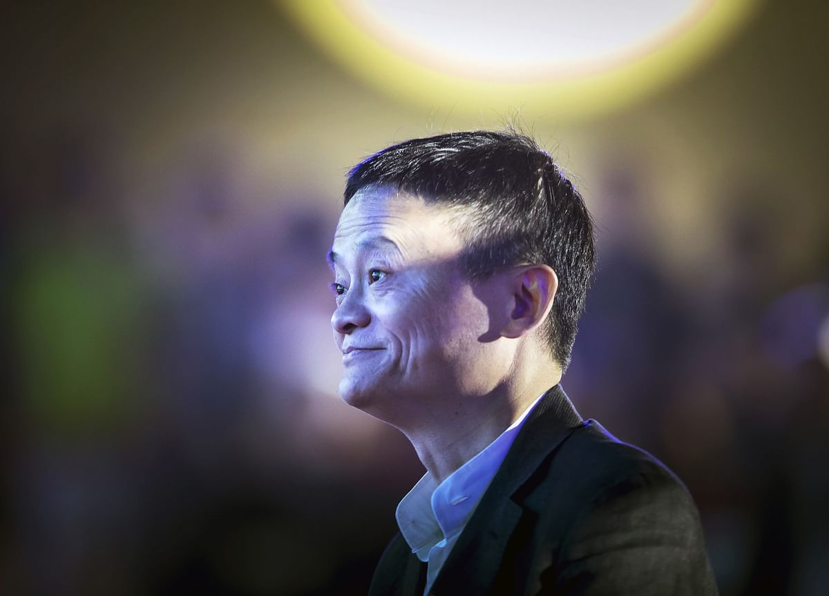 Jack Ma Says U.S.-China Trade Tension Could Last 20 Years