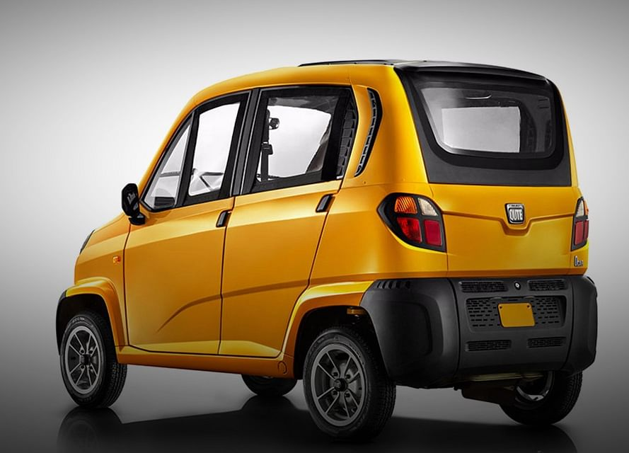 Government Proposes BS-VI Emission Norms For Quadricycles From April 2020