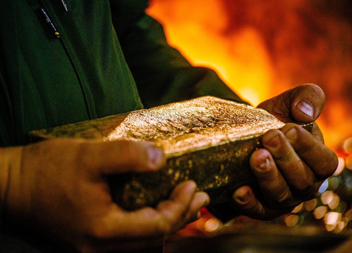 Gold Is One Wealth Fund's Refuge in World Gripped by Turmoil