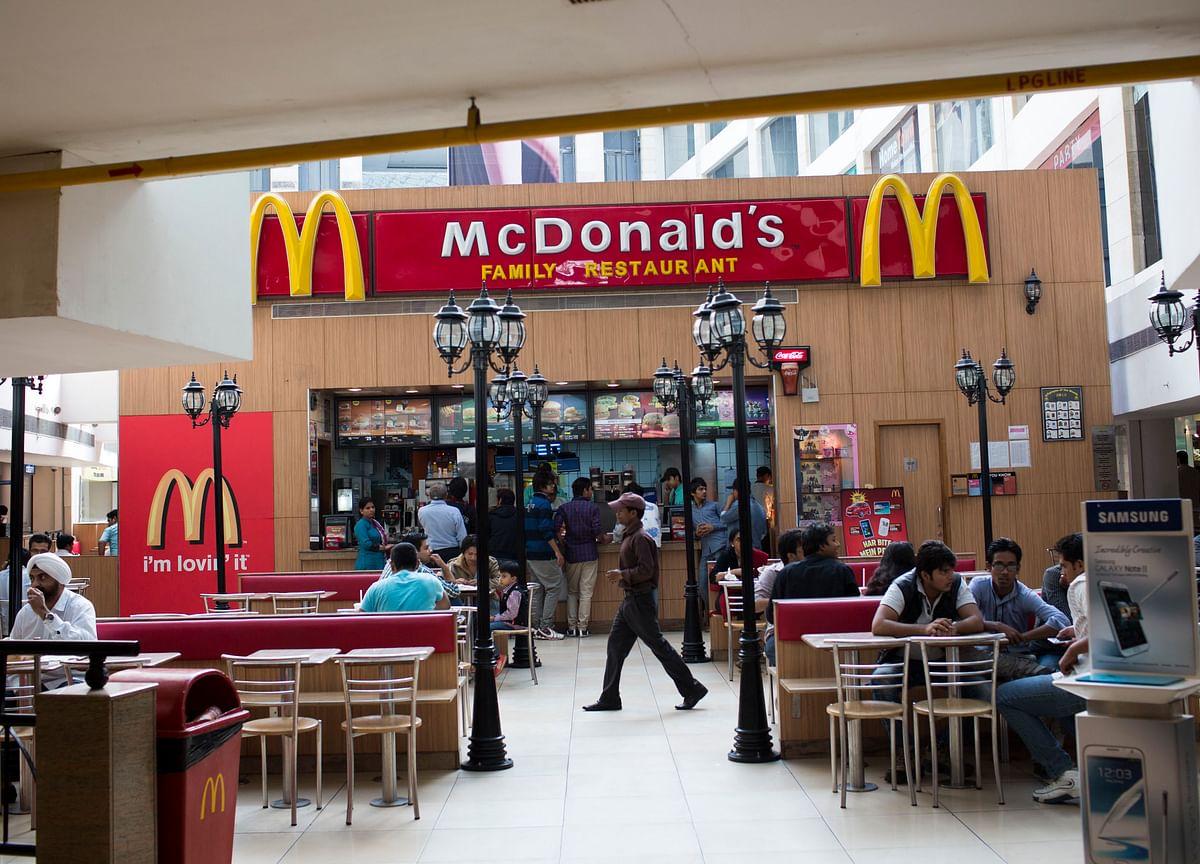 McDonald's Reaches Out-Of-Court Settlement With Vikram Bakshi