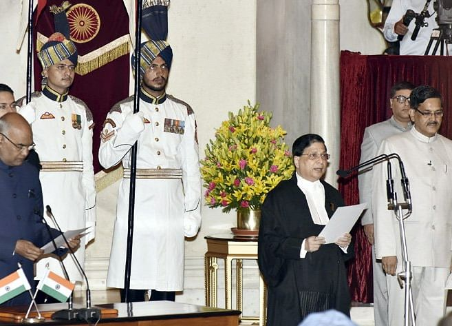 In A First, Political Parties Move To Impeach The Chief Justice Of India