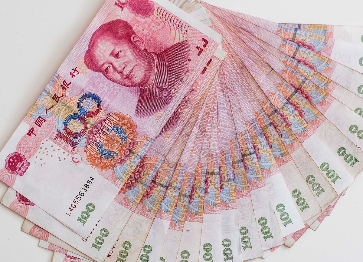 Yuan Watchers Say 7 Is No Longer a Sticking Point for China