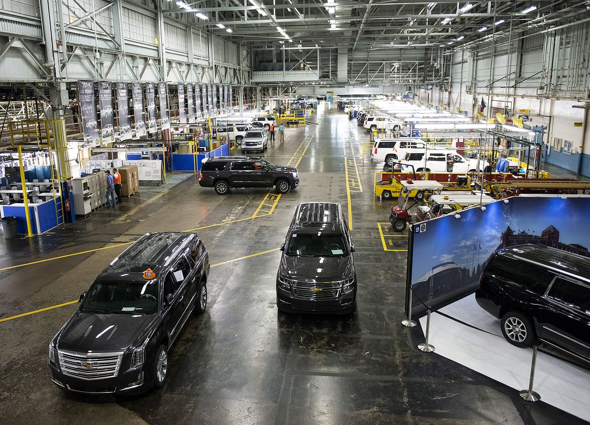 The Auto Industry Is Overdue a Bout of Mega-Mergers