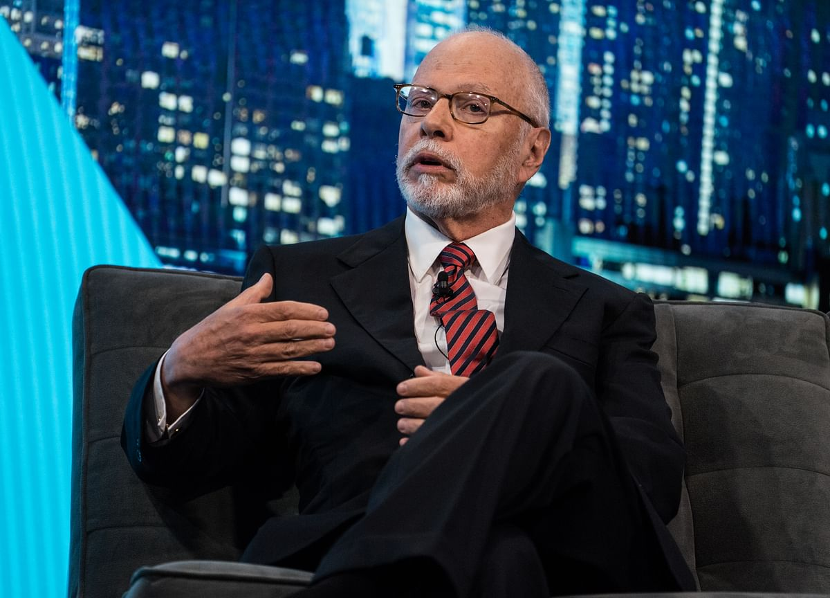 Paul Singer Says Passive Investing Is `Devouring Capitalism'