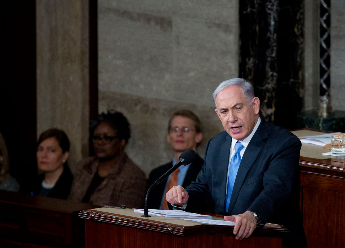Netanyahu Denies Report That Israel Put Spy Bugs Near White House