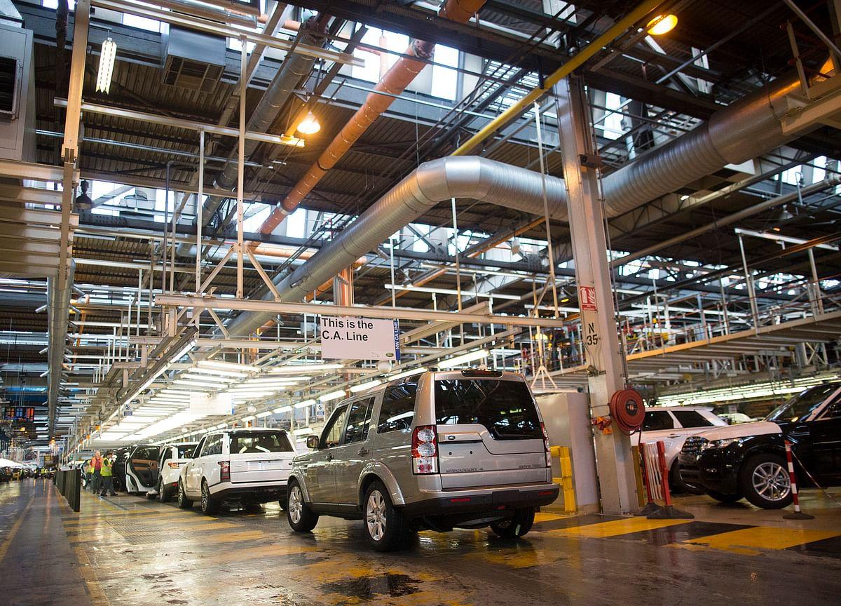 Jaguar Land Rover Needs a Tow From China
